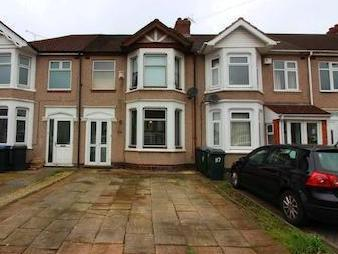 Middlemarch Road, Coventry Cv6