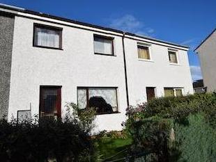 Wallace Place, Inverness Iv2 - Garden