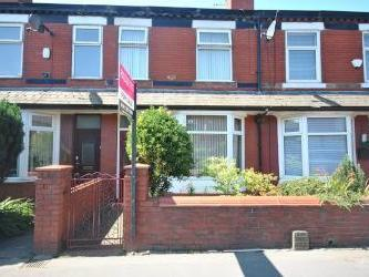 Worsley Road, Eccles M30 - Garden