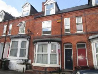 Birrell Road, Forest Fields, Nottingham NG7