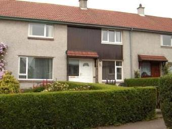 Etive Place, Glenrothes Ky6 - Garden
