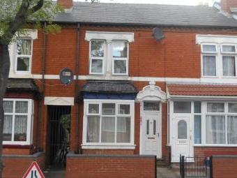 Greenhill Road, Handsworth B21