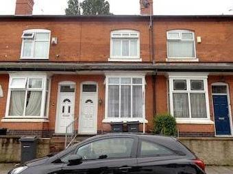 Newcombe Road, Handsworth, Birmingham B21