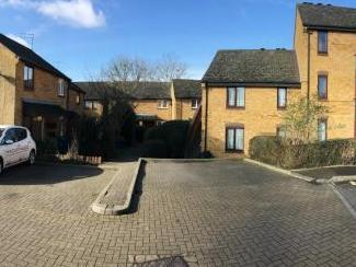 Badgers Close, Harrow Ha1 - Garden