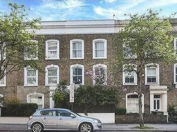 Sussex Way, London - House, Terraced