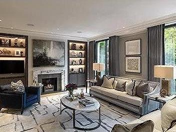 Knighton Place, Knightsbridge, London, SW3