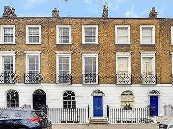 Gibson Square, London, N1 - Terraced