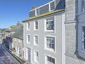 North Street, Marazion - Listed