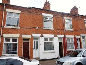 Warwick Street, Leicester LE3 - Patio