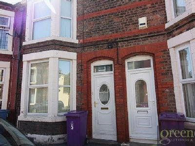 Palace Road, Liverpool - House