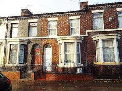 Dombey Street, Liverpool, Merseyside, L8