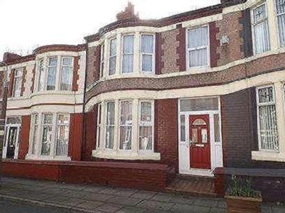 Devonfield Road, Liverpool, Merseyside, L9