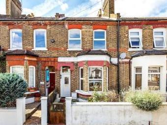 Palmerston Road Sw19 - Listed, Garden