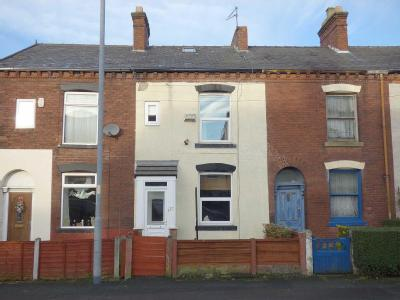 Eastwood Road, Manchester, M40