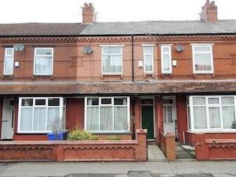 Campbell Road, Longsight, Manchester M13