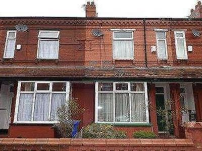 Campbell Road, Manchester, M13