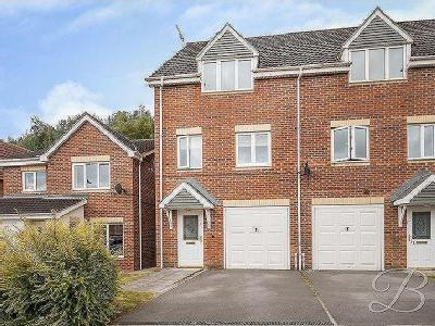 Millrise Road, Mansfield, Ng18