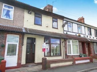 Kempton Road, New Ferry, Wirral CH62
