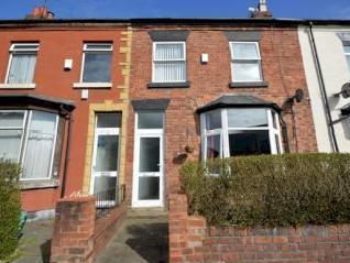 Marquis Street, New Ferry, Wirral CH62