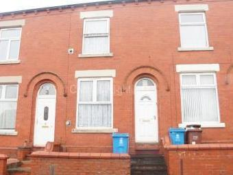 Hardy Street, Oldham, Greater Manchester. OL4