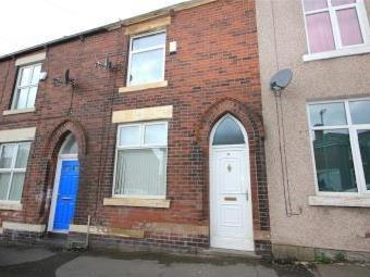 Amy Street, Rochdale, Greater Manchester OL12