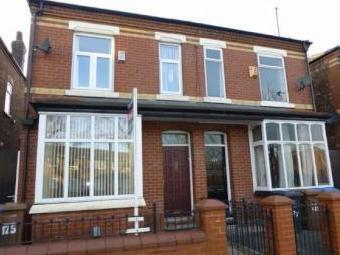 Seaford Road, Salford M6 - House