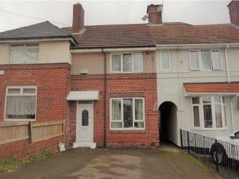 Kinnaird Road, Sheffield S5 - Garden