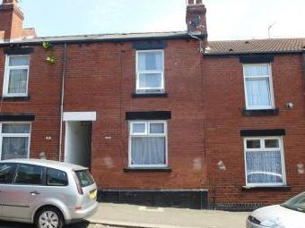 Ellerton Road, Sheffield S5 - Garden