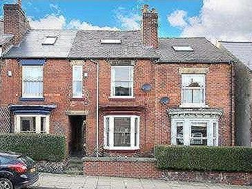 Ranby Road, Sheffield, South Yorkshire, S11