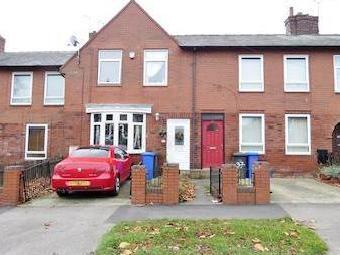 Fairthorn Road, Sheffield S5 - Garden