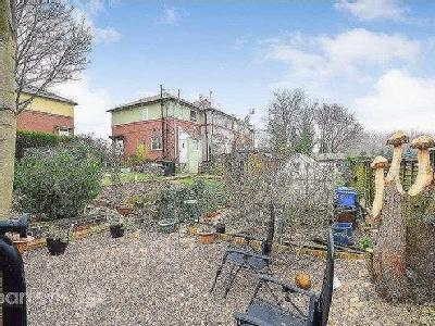 Bassett Place, Sheffield, S2 - Garden