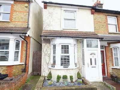 Sussex Road, Sidcup, Da14 - Fireplace