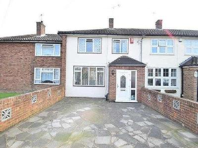 Monksfield Way, Slough, Sl2 - Garden