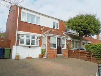Forth Court, South Shields Ne34