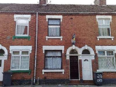 Crowther Street, Stoke-on-trent, St4