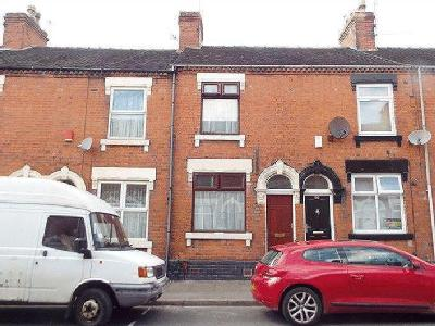 Guildford Street, Stoke-on-trent, St4