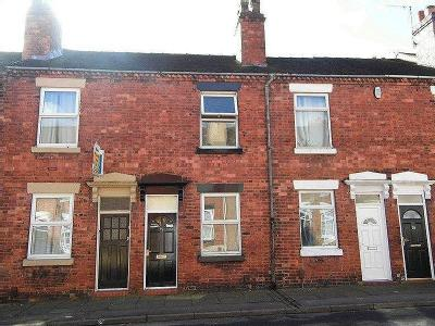 Darnley Street, Stoke-on-trent, St4