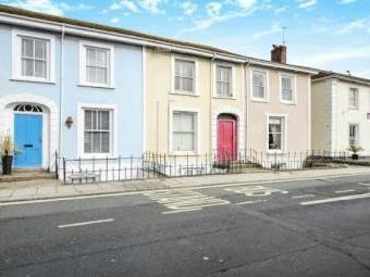 Frances Street, Truro Tr1 - Listed