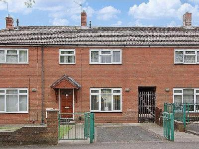 Planetree Road, Walsall, Ws5 - Garden