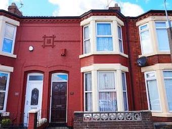 Hanford Avenue, Liverpool L9