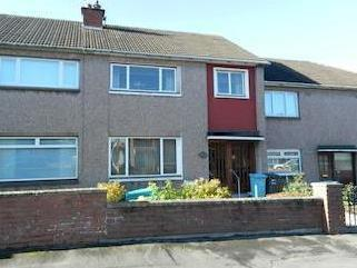 Abbotsford Road, Wishaw Ml2 - Garden
