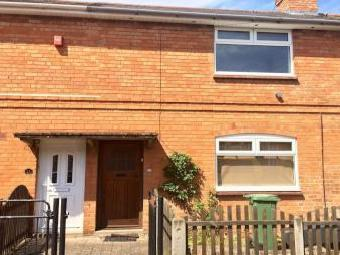 Rowley Hill Street, Worcester WR2