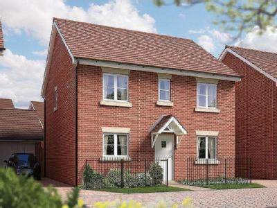 The Buxton at Archer's Way,  Amesbury, SP4