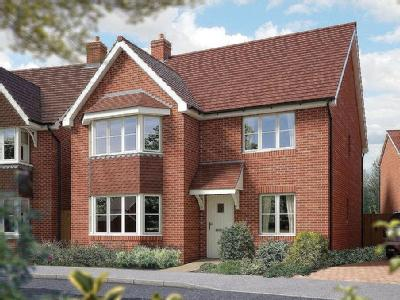 The Oxford at Archer's Way,  Amesbury, SP4