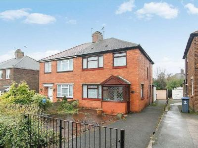The Uplands, Biddulph, St8 - Auction