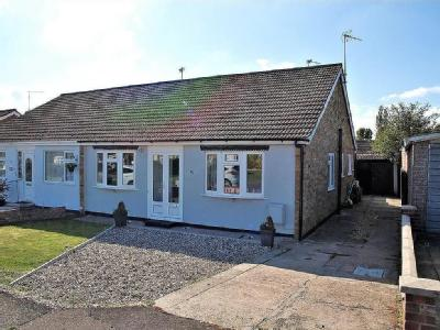 Thornberry Avenue, Weeley, CO16