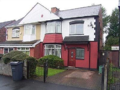 Thornton Rd, Ward End, B8 - Reception