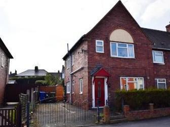 Lord Roberts Road, Chesterfield S40
