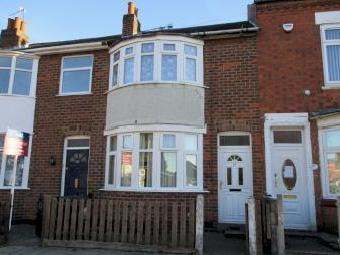 Marston Road, Leicester Le4