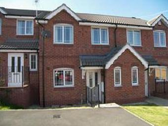 Bramble Close, South Normanton, Alfreton, Derbyshire DE55